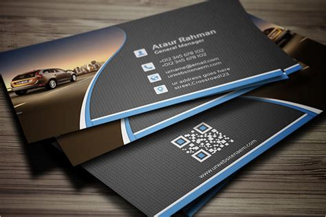 auto repair business card templates  psd design ideas