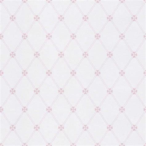 behangpapier klavertje vier roze jack rose wallpaper