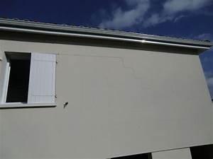Reparation Fissure Facade Maison : fissure faade maison great rparation de fissure sur un ~ Premium-room.com Idées de Décoration