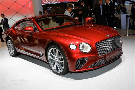 bentley continental 2018 bentley continental gt is predictably irresistible in