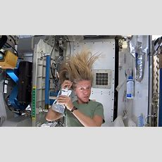 How Do You Wash Your Hair In Space? Nasa