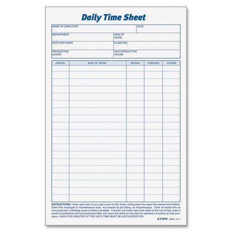 daily task sheet  employee planner template