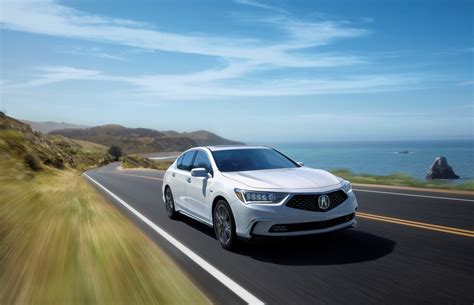 2018 Acura Rlx New Design Direction, Hybrid Tech From Nsx