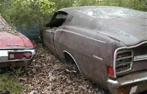 Classic Car Junkyard