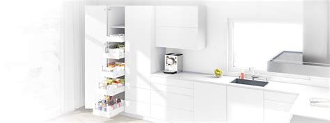 pull out cabinet drawers kitchens thanks to blum wallspan