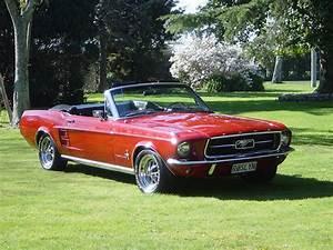 67 Mustang Convertible - Love Cars & Motorcycles