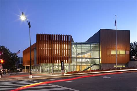 Gallery of District of Columbia Public Library / The
