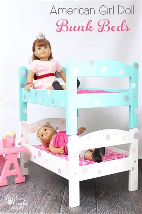 25190 diy american doll bed diy american doll bunk beds