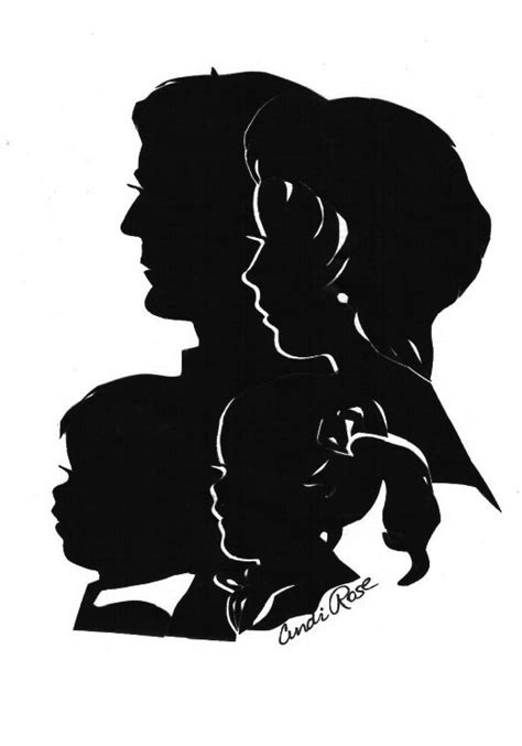 Silhouettes by Cindi: Cindi Rose- the world's best