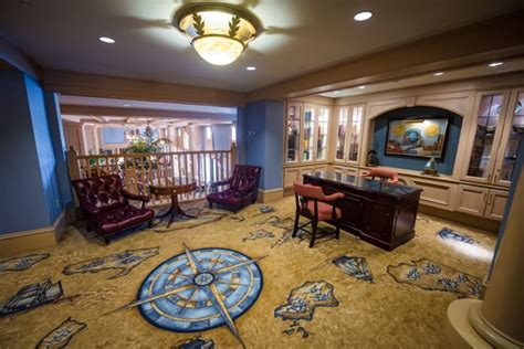 Inside New Rooms At Yacht Club