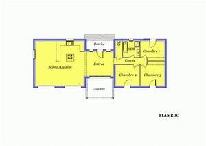 maison contemporaine 100m2 With plan maison moderne 100m2