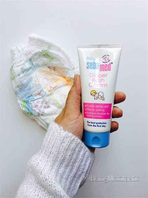 Review Sebamed Diaper Rash Cream Being Momtastic