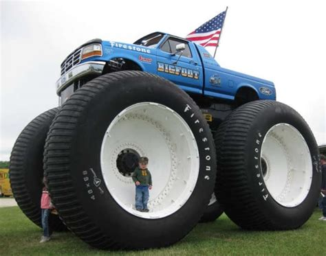 monster truck bigfoot video the 22 weirdest and most unusual cars ever made