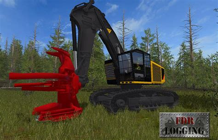 Speed Farming Simulator 2017 Mods Ls Mods 17 Feller Buncher Blade V1 Mod Ls 17 Farming Simulator