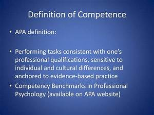 PPT - Clinical Supervision: A Competency-based Approach ...