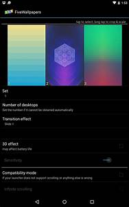 How to Give Each Home Screen Page Its Own Unique Wallpaper « Android :: Gadget Hacks