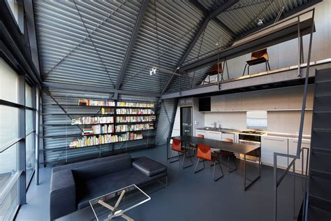 cuisine design industrie compact modern home in the of