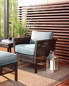 10 patio privacy screen ideas diy privacy screen projects With superior deco mur exterieur maison 0 decoration jardin treillis