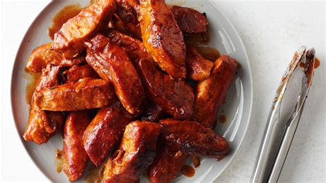 Bbq Boneless Country Ribs Recipe  From Tablespoon