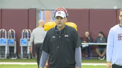The Mike Bobo tenure at USC officially kicks off with him ...