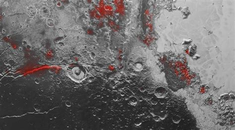 New Horizons Finds Red-Colored Water Ice on Pluto | Space ...