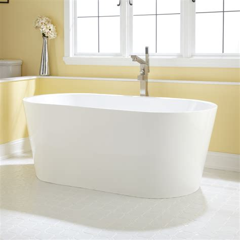 Stand Alone Bathtubs With Nice Eden Acrylic Tub For Stand