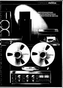 A77 A 77a 77 Tape Recorder Service Diagrams