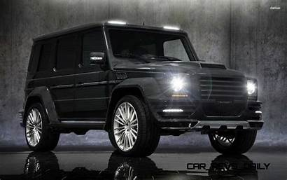 Mansory Mercedes Benz G63 Couture