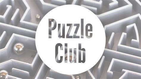 Puzzle Club – Mind Numbing Mazes