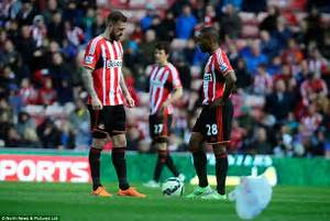 Sunderland 1-4 Crystal Palace: Yannick Bolasie fires in ...