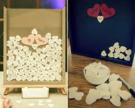 wedding guest book photo album ideas originales para bodas libros de firmas