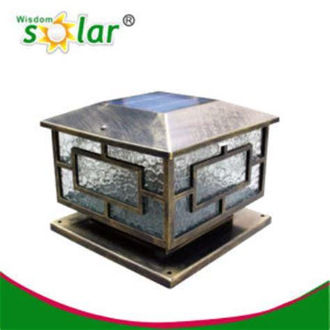 china best design classical solar garden lighting solar