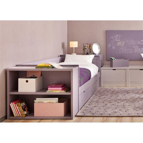 lit bureau ado lit mezzanine ado avec bureau et rangement attrayant