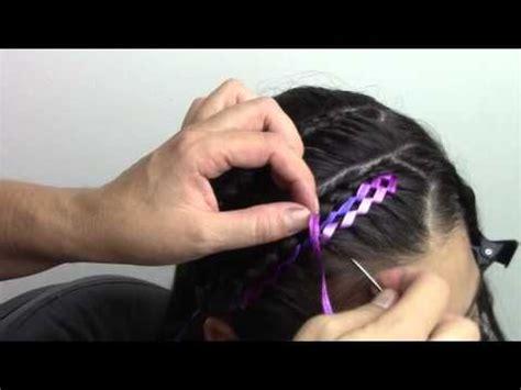 peinado facil con cinta para ni 241 a hair