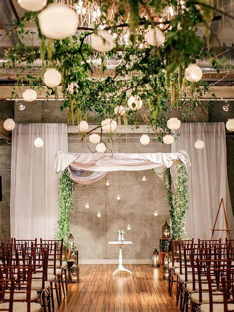 17 Creative Indoor Wedding Arch Ideas Indoor wedding