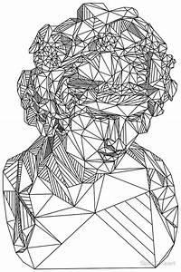 Dessin Citrouille Facile : 1001 images du dessin g om trique magnifique pour vous inspirer ~ Melissatoandfro.com Idées de Décoration