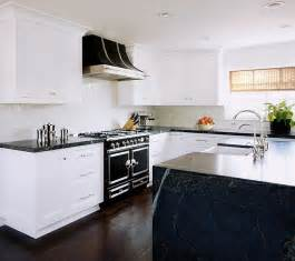 open house plan black and white kitchens ideas photos inspirations