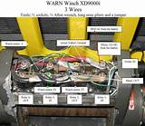 Warn Xd9000i Wiring Diagram Schematic