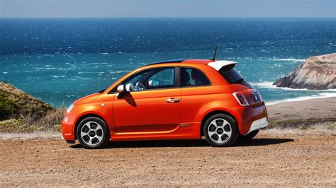 Fiat 500e Review by 2018 Fiat 500e Review Ratings Edmunds
