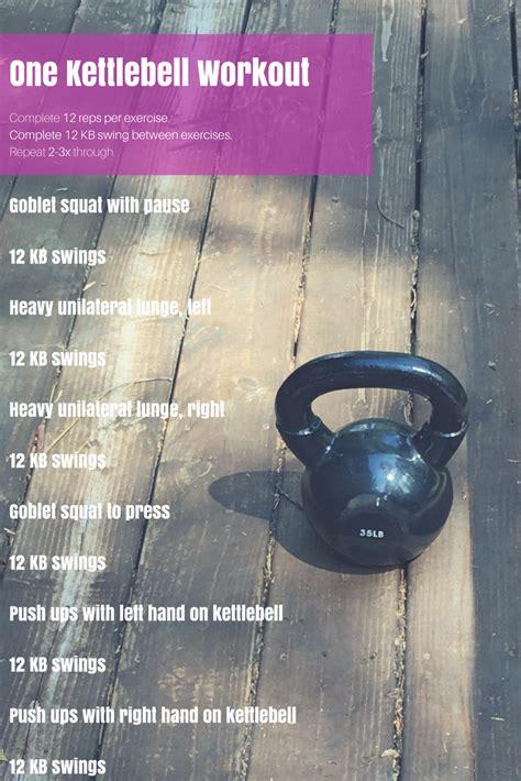 kettlebell crossfitx workout