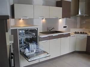 Lave Vaisselle Pose Libre Sous Plan De Travail : ambiance cuisine meubles contarin ~ Melissatoandfro.com Idées de Décoration