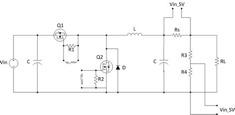 turn problem with synchronous buck converter ac dc and isolated dc dc power forum ac dc