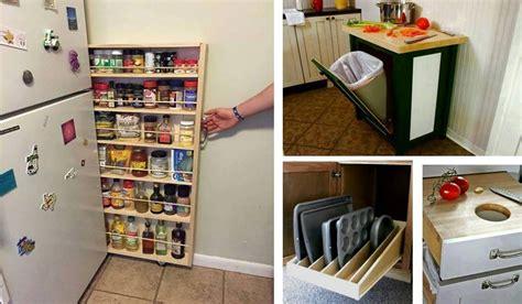 إبتكارات ديكور Decor Lead Wonderful Space Saving Kitchen