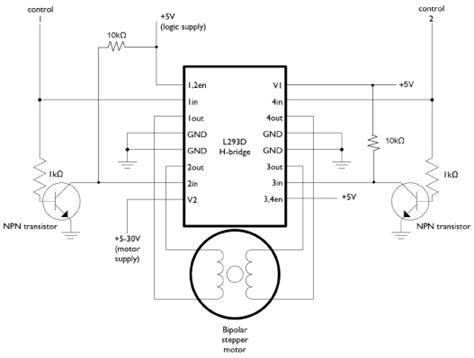 Arduino Stepperbipolarcircuit
