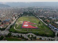 35,000 Nepalese set world record for biggest human flag