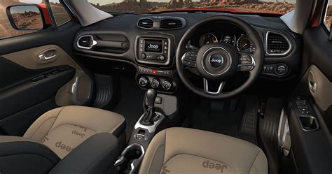 gray jeep renegade interior jeep renegade prices specifications jeep australia