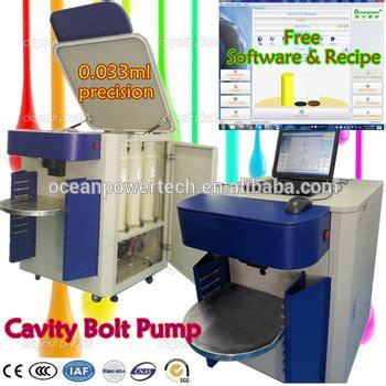 computerized paint mixing machine colorant dispenser