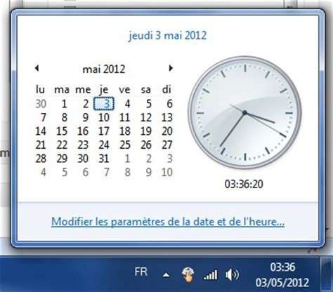 horloge sur bureau windows horloge sur pc bureau gratuit 28 images horloges