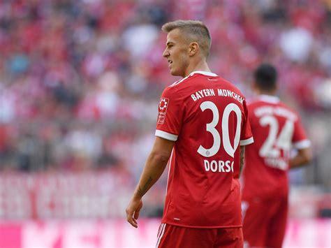 And his team is going to play their next match on. Zweitligist angelt sich Bayern-Talent Dorsch