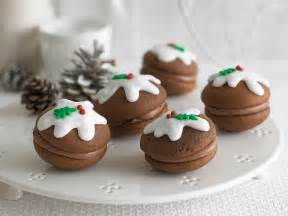 Whoopie Pies Christmas Pudding